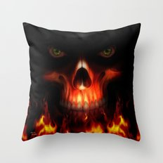 Yunke-Lo Throw Pillow