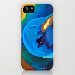 The Bubble Nebula iPhone Case