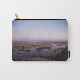 Lake Powell Sunset Carry-All Pouch