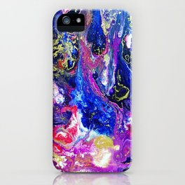 Fluid Color iPhone Case