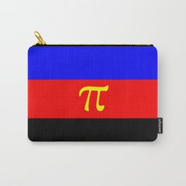 Polyamory Pride Flag Carry-All Pouch