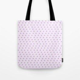 Dancing Fudge Sundaes in Purple Tote Bag