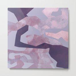 Camouflage XXXX Metal Print