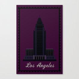 City Hall CA Canvas Print