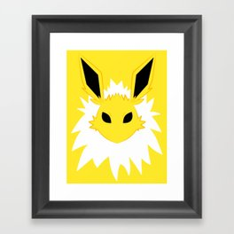 Electric Framed Art Print