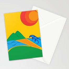 Monte Louro, Galicia Stationery Cards