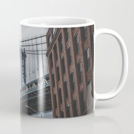 Manhattan Bridge, New York City Coffee Mug