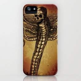 SERPENT LORD iPhone Case