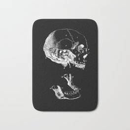 Jaw Bones Bath Mat