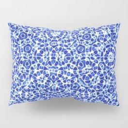 Watercolor Mandala Pillow Sham