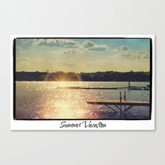 Right Outa the Scrapbook! Canvas Print