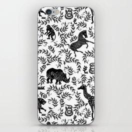 On Safari iPhone Skin