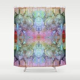 Dimensional Medium  Shower Curtain