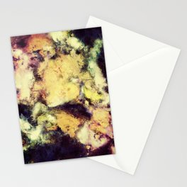 Crumbling sky Stationery Cards