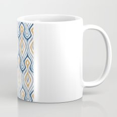 Sketchy Ikat - Saddle Mug