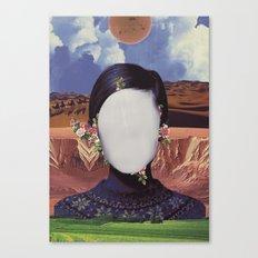 COSMIC PORTRAITS//01 Canvas Print