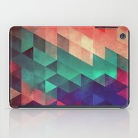 the xx iPad Cases featuring Xx ymbry by Spires
