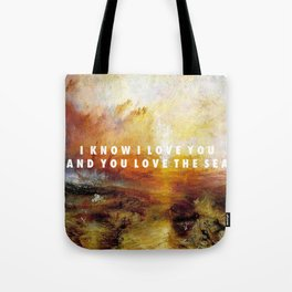 Ship of Unbelievers Tote Bag