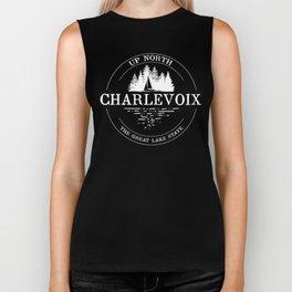 Charlevoix Biker Tank