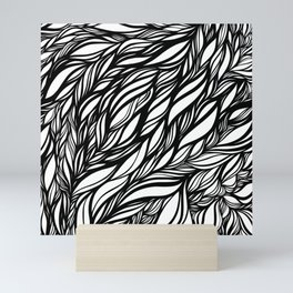 Rolling Waves Mini Art Print