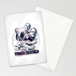 TINKER HATFIELD: DESIGN HEROES Stationery Cards