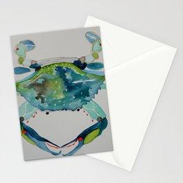 Atlantic Blue Crab Stationery Cards