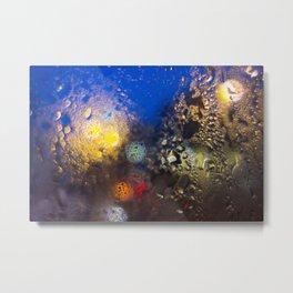 Condensation 88 - Reef Metal Print