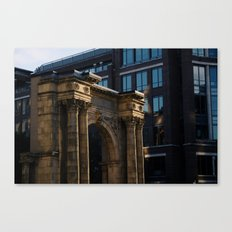 Old Union Station - Columbus Canvas Print