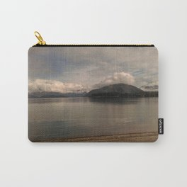lake wanaka silent capture at sunset in new zealand Carry-All Pouch