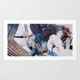 Inner Bowels Art Print