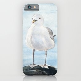 Seagull 2 iPhone Case