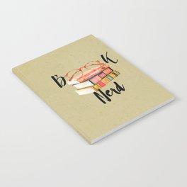 Book Nerd Notebook