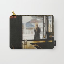 """SUBWAY INN"" Carry-All Pouch"