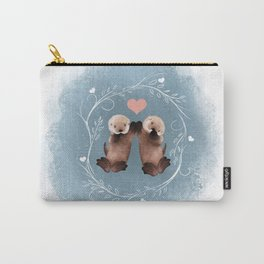 Otter Love Carry-All Pouch