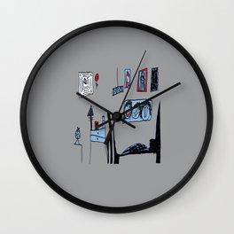 ARCHiTECTURAL DESiGN bedroom Wall Clock