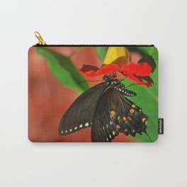Butterfly VI Carry-All Pouch