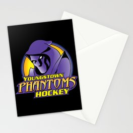 Youngstown Phantoms Hockey Stationery Cards