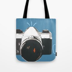 Click! - camera Tote Bag