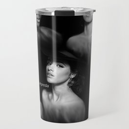 Fifth Harmony 'Reflection' Digital Painting Travel Mug