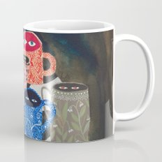 Suspicious mugs Mug