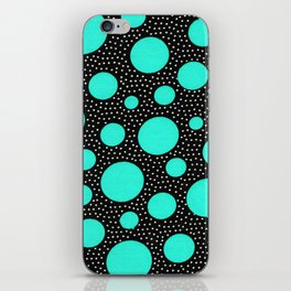 Galactic dots 2.0 iPhone Skin