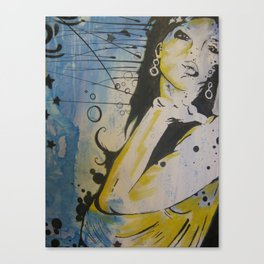 TheRaphy Canvas Print