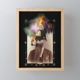 Odd Fellow Framed Mini Art Print