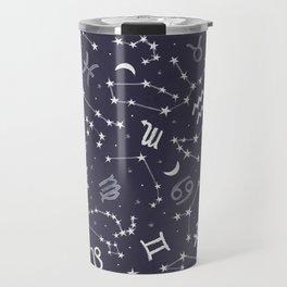 Zodiac Sky Travel Mug