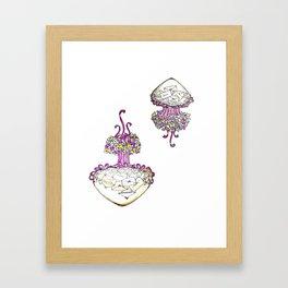 Holiday Jelly - Valentine's Day Framed Art Print