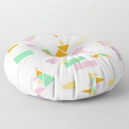 Juxtapose Floor Pillow