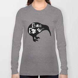 KIWI South Sea Pom Long Sleeve T-shirt