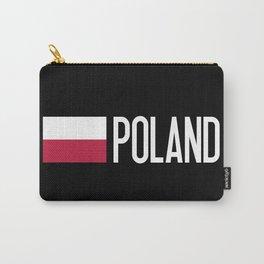 Poland: Polish Flag & Poland Carry-All Pouch