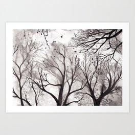 """Up & Away"" Art Print"