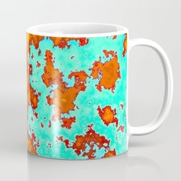 Infrared map Coffee Mug